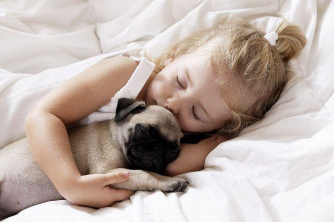 Спи малыш, я рядом