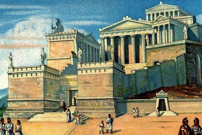 9 шокирующих фактов о жителях Древней Греции