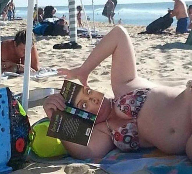Летний позитив: 20 фото с пляжа, которые точно поднимут настроение