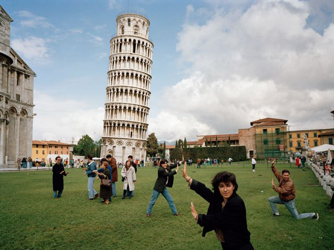 пизанская башня реальность