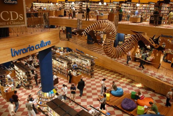 17 книжных магазинов, которые изменят вашу жизнь