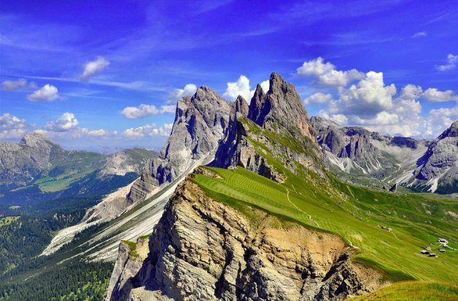Горы Одле