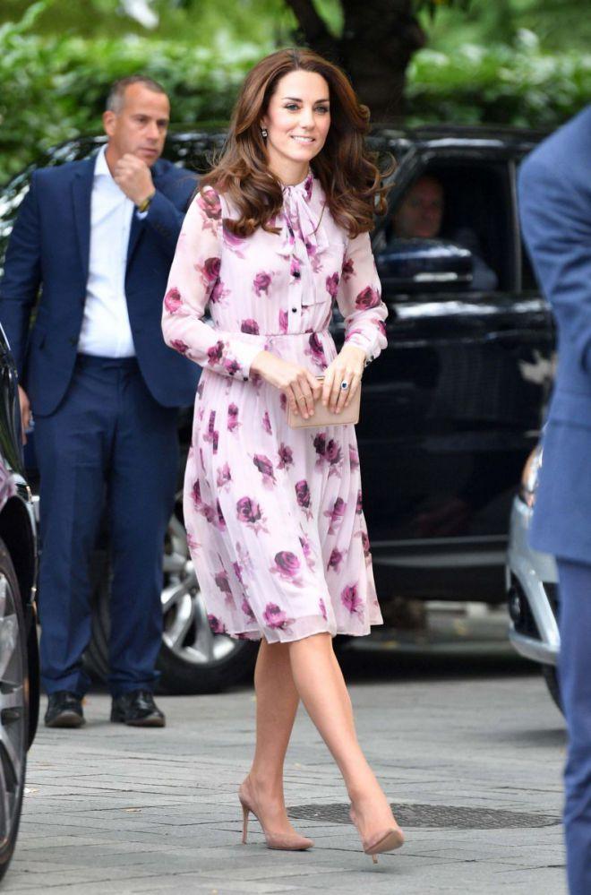 Кейт Миддлтон в платье