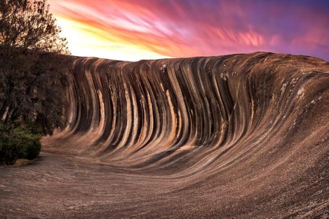 7 мест на планете, которые выглядят так, словно они из параллельных миров