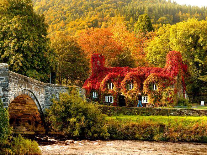 Уэльс, Соединённое королевство Великобритании