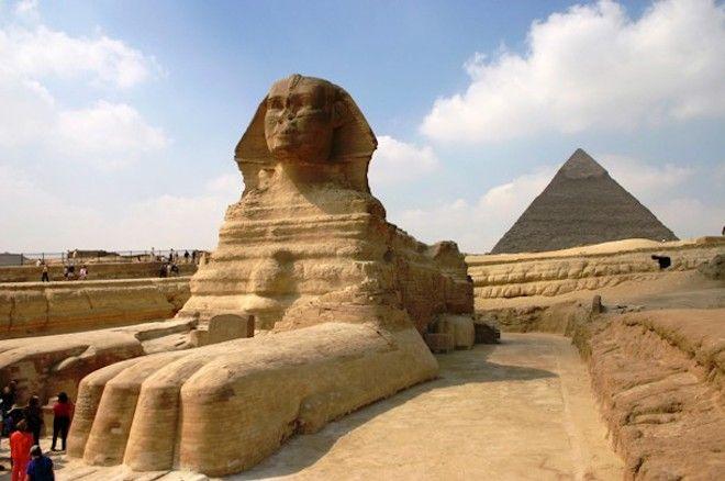 25 удивительных фактов о египетских пирамидах, которых мы не знали
