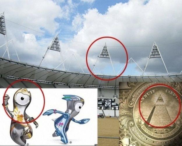 Символы Олимпийских игр в Лондоне