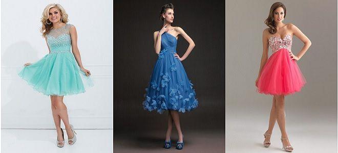 Красивые платье на дню рождения фото
