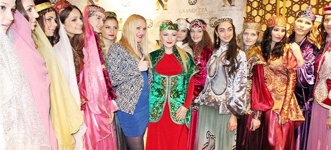 Национальные узбекские платья 3