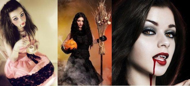 Необычные костюмы на хэллоуин своими руками фото 78