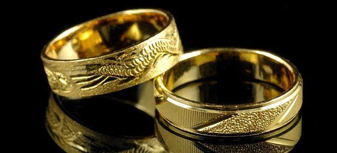 На каком пальце носить обручальное кольцо вдове