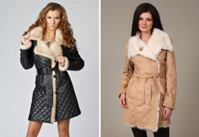 зимнее пальто 12