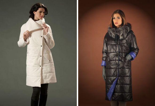 зимнее пальто 13