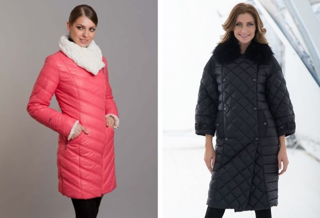 зимнее пальто 14