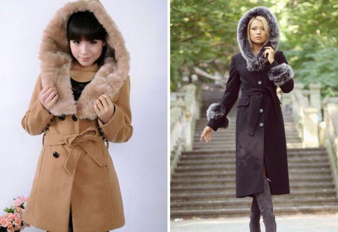 зимнее пальто 21