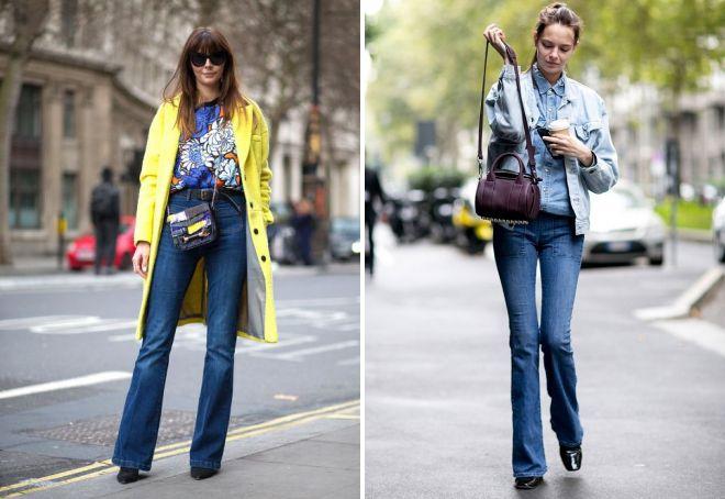 модные джинсы 2017 1