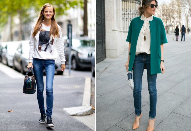 модные джинсы 2017 16
