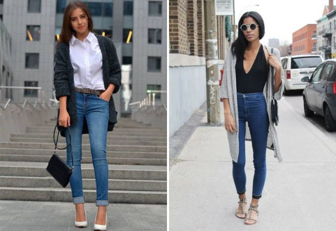 модные джинсы 2017 18