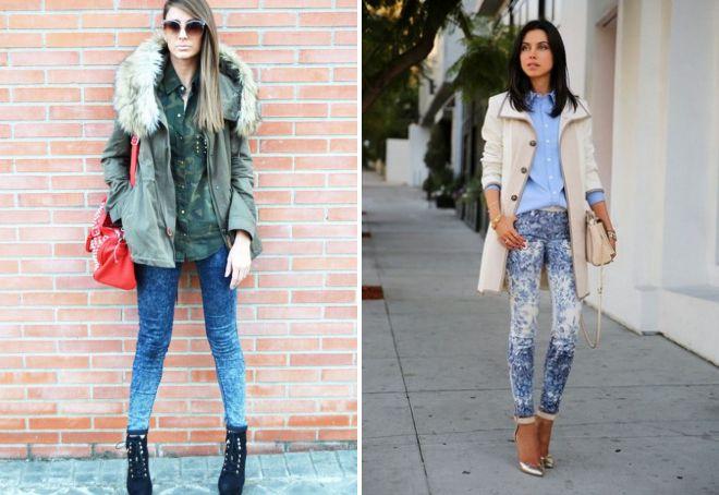 модные джинсы 2017 19