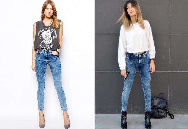 модные джинсы 2017 20