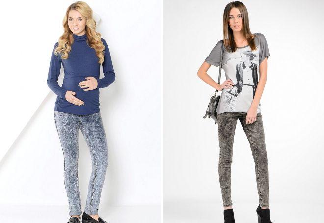 модные джинсы 2017 21