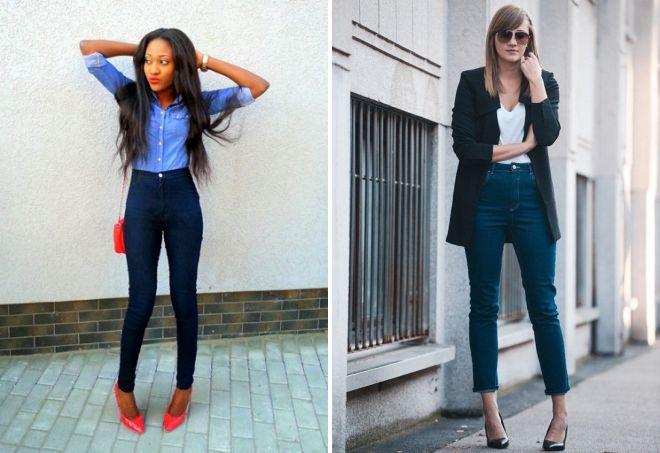 модные джинсы 2017 23