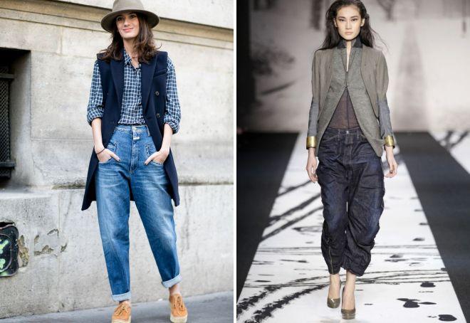 модные джинсы 2017 27