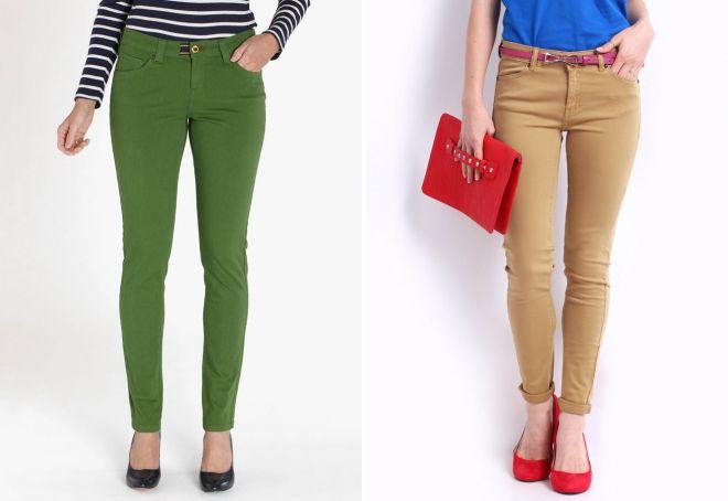 модные джинсы 2017 28