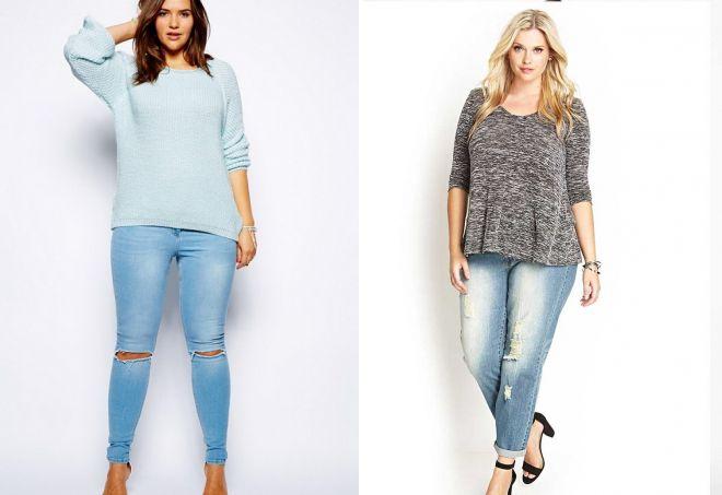 модные джинсы 2017 32