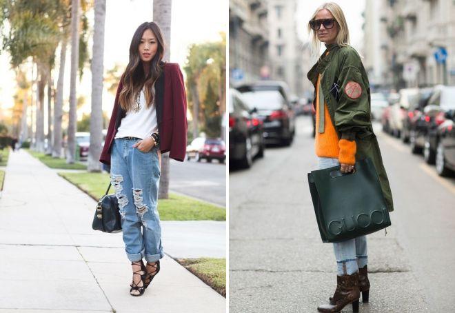 модные джинсы 2017 35