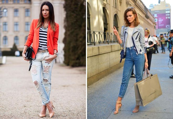 модные джинсы 2017 36
