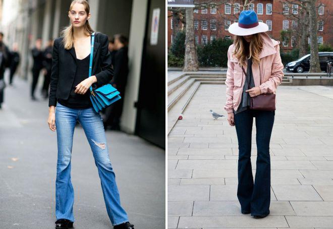 модные джинсы 2017 4