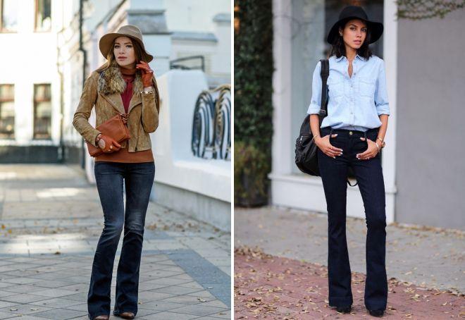 модные джинсы 2017 5