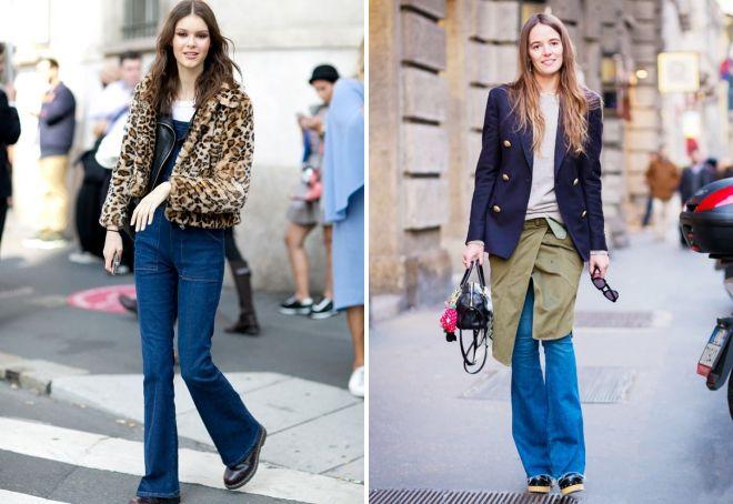 модные джинсы 2017 6