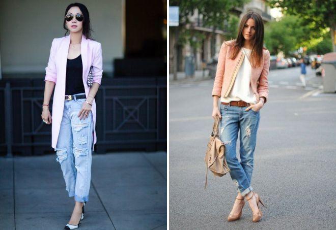 модные джинсы 2017 7