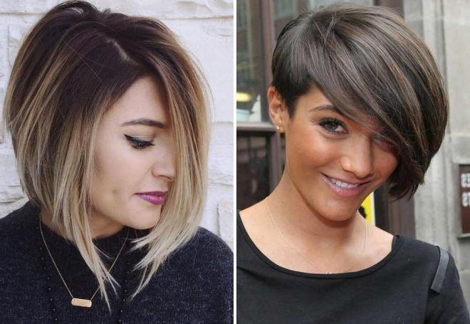 Модные стрижки на длинные волосы 2017 новинки