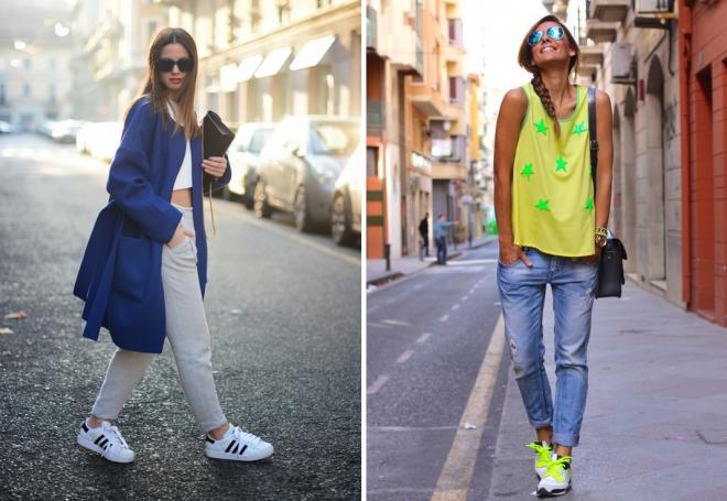 Весна 2017 уличная мода