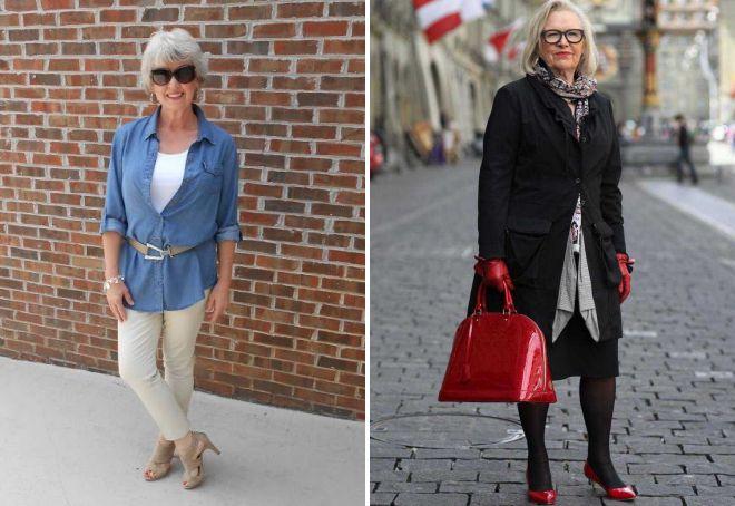 Стильные образы на каждый день 2017 для женщин 40 лет