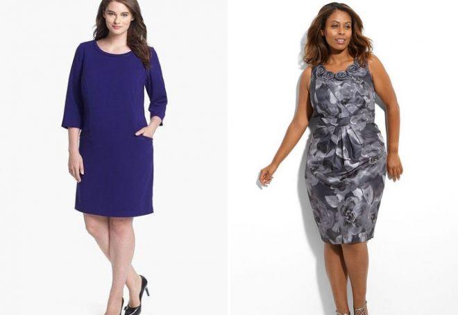 модные платья 2017 для 50 летних
