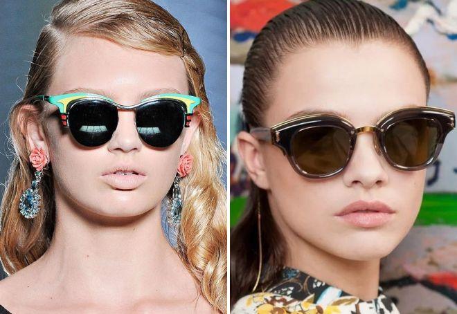 Prada очки солнцезащитные фото