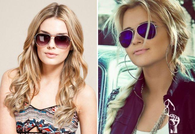модные солнцезащитные очки 2017