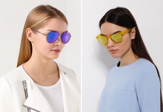 солнечные очки 2017