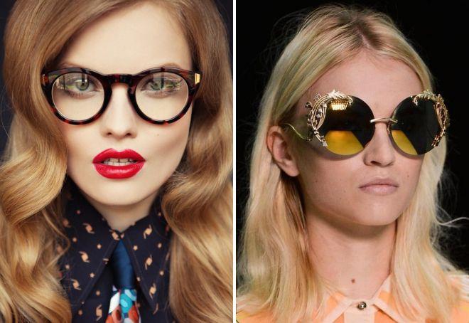 женские солнечные очки 2017