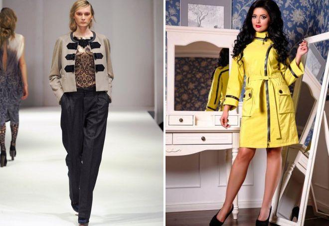 весенняя мода 2017 верхняя одежда
