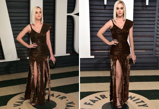 Платье Кэти Перри на Оскаре 2017 стало причиной конфуза