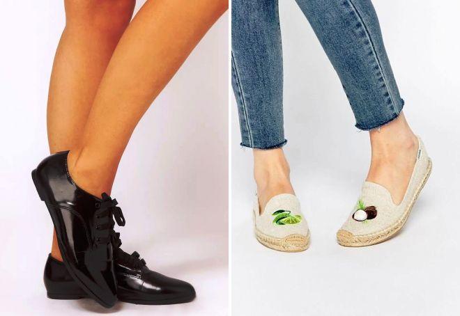 Модная обувь весна 2017 на каждый день