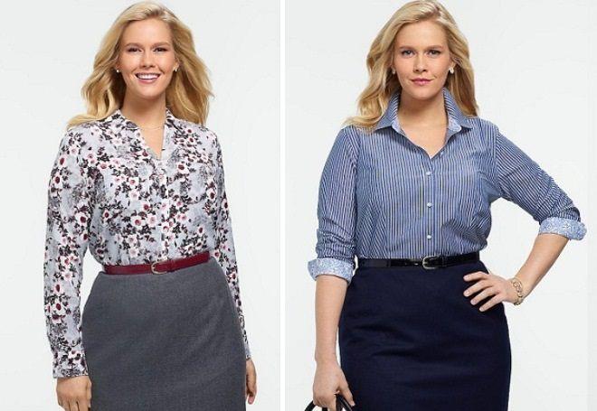 Модные Блузки 2017 Для Полных В Нижнем Новгороде