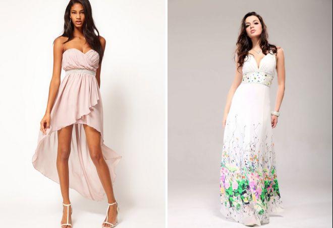 модные образы лето 2017