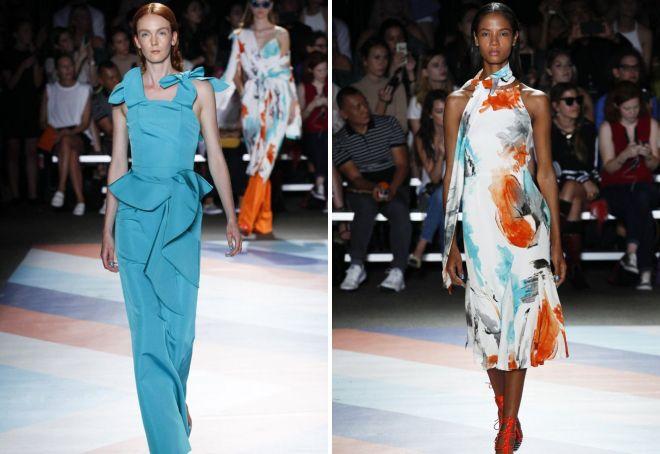мода на лето 2017 для женщин
