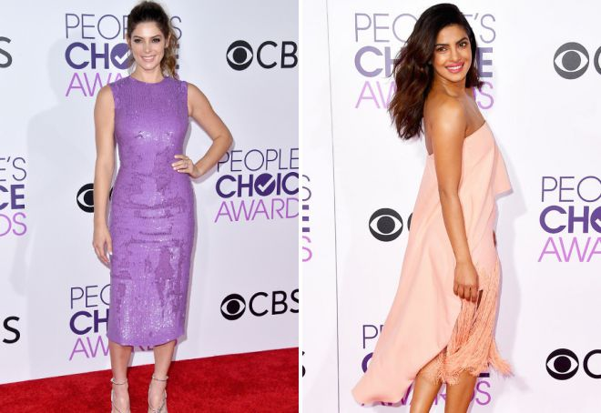 people s choice awards 2017 наряды